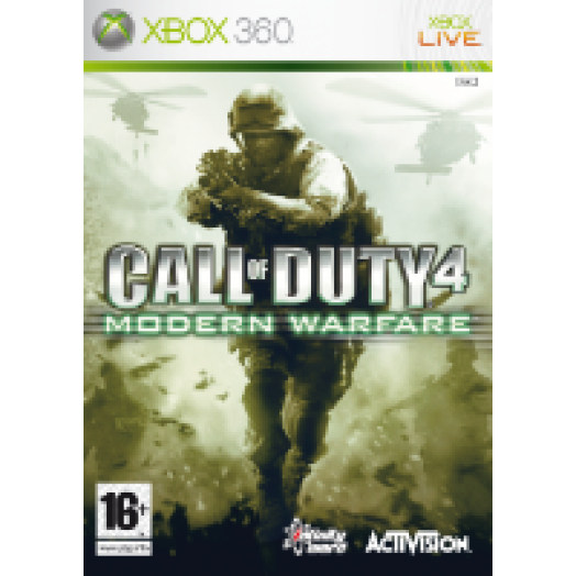 Call Of Duty 4: Modern Warfare Xbox 360