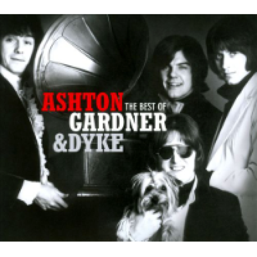 The Best Of Ashton, Gardner & Dyke CD
