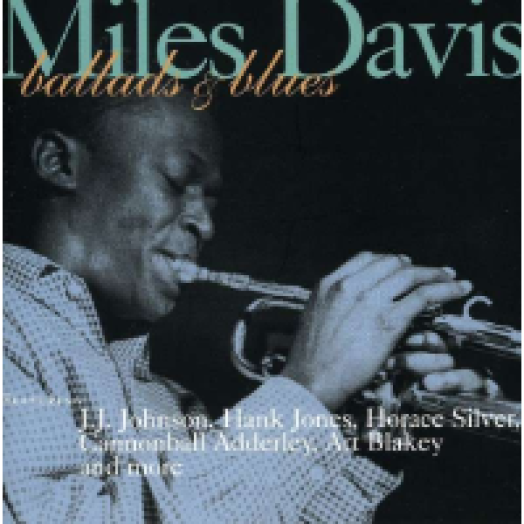 Ballads And Blues CD