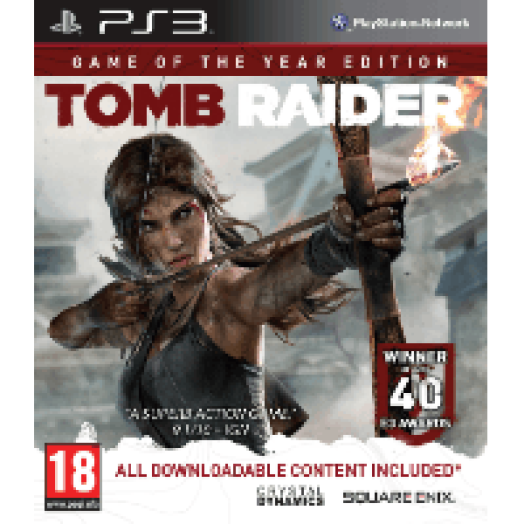 Tomb Raider - Game of the Year PS3