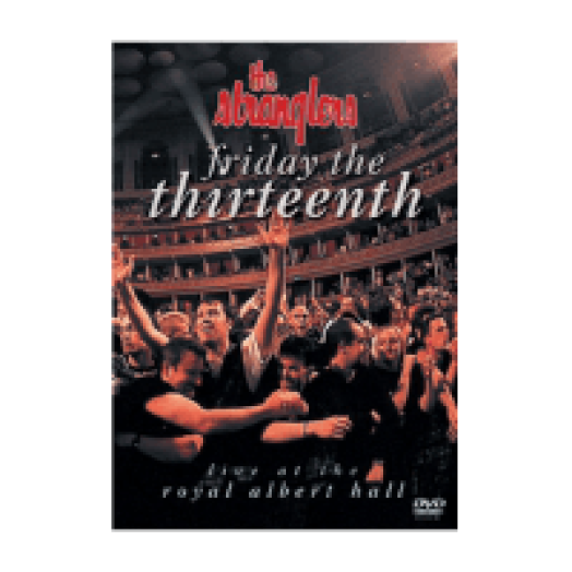 Friday The Thirteenth - Live At The Royal Albert Hall DVD