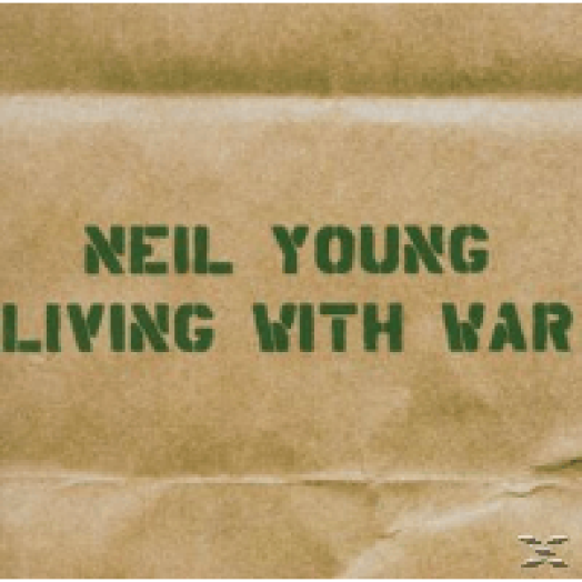 Living with War CD