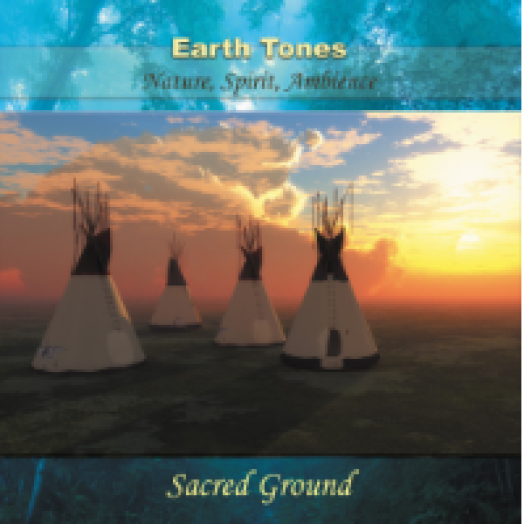Sacred Ground CD