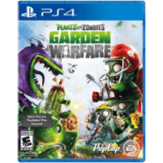 Plants vs. Zombies Garden Warfare 2 PS4