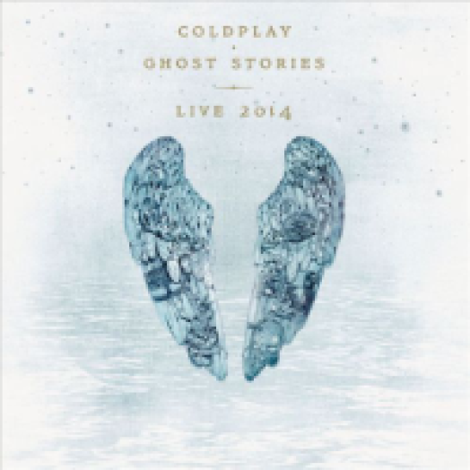 Ghost Stories - Live 2014 CD+Blu-ray