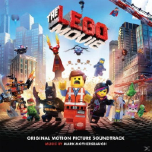 The Lego Movie (Deluxe Edition) (A Lego-kaland) LP