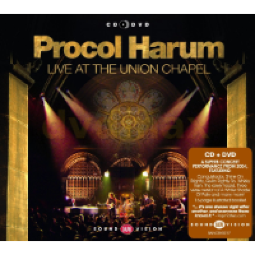 Live At The Union Chapel CD+DVD
