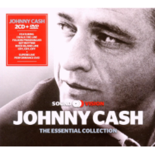 Johnny Cash (The Essential Collection) CD+DVD