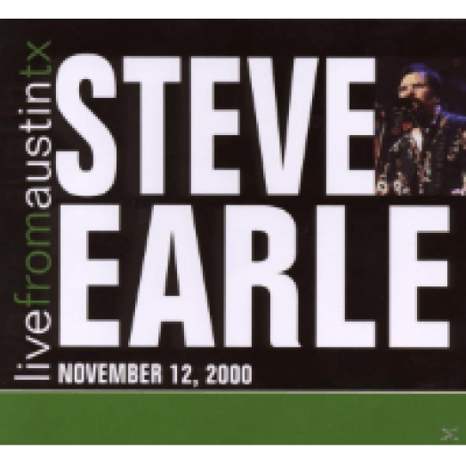 Live From Austin, Tx, 2000 CD