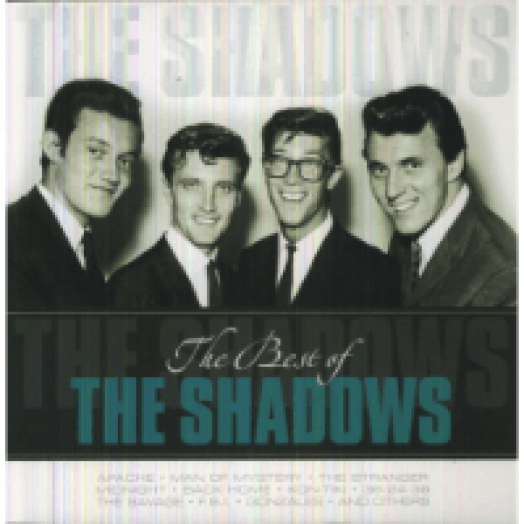 The Best of The Shadows LP