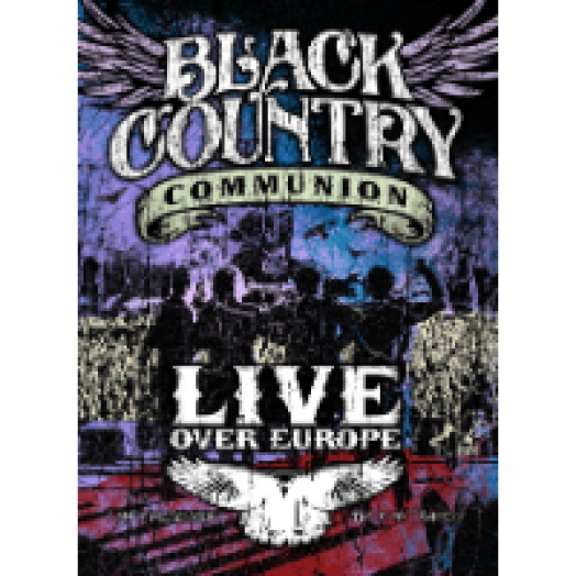 Live Over Europe DVD