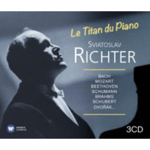 Le Titan du Piano CD
