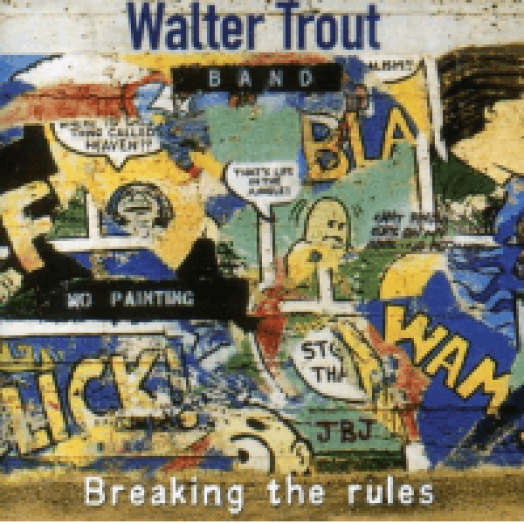 Breaking The Rules CD