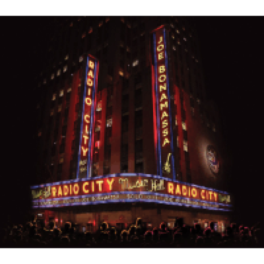 Live At Radio City Music Hall (HQ) LP