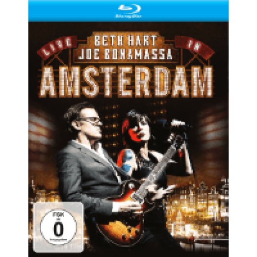Live In Amsterdam Blu-ray