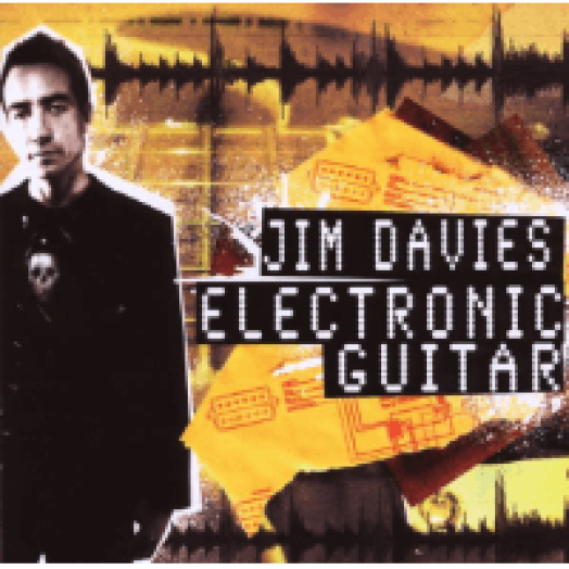 Electronic Guitar CD