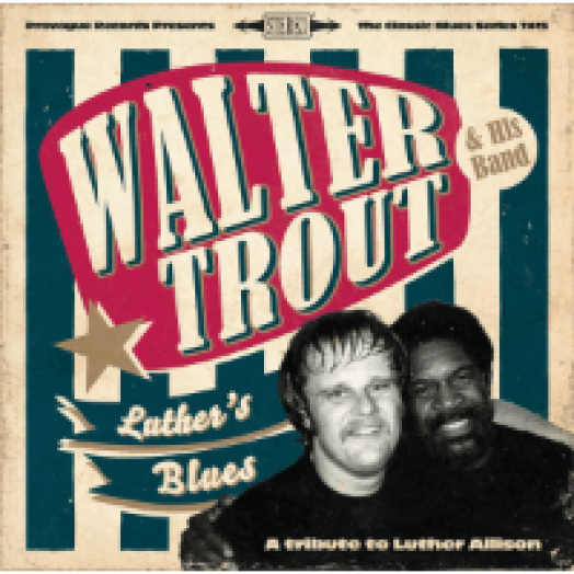 Luther's Blues - A Tribute To Luther Allison LP