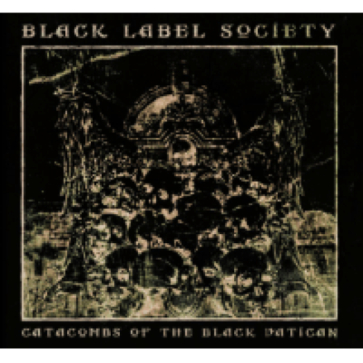 Catacombs of The Black Vatican (Limited Edition) CD
