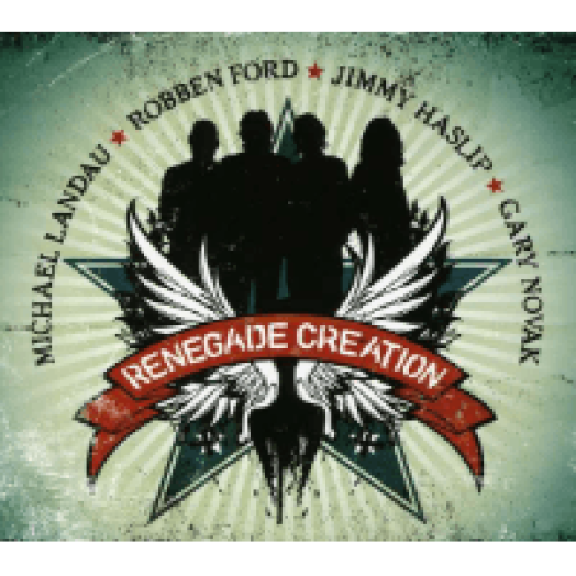 Renegade Creation CD
