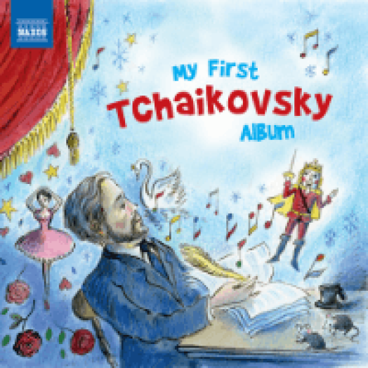 My First Tschaikowsky Album CD