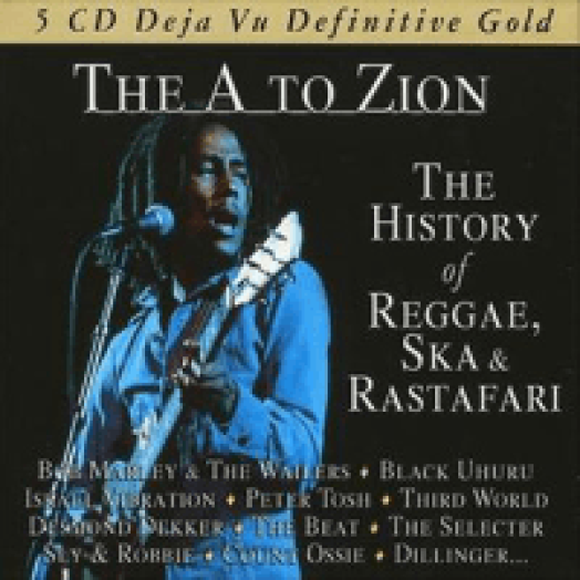 The History of Reggae, Ska & Rastafari CD