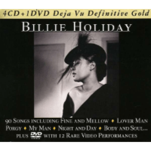 Billie Holiday CD+DVD