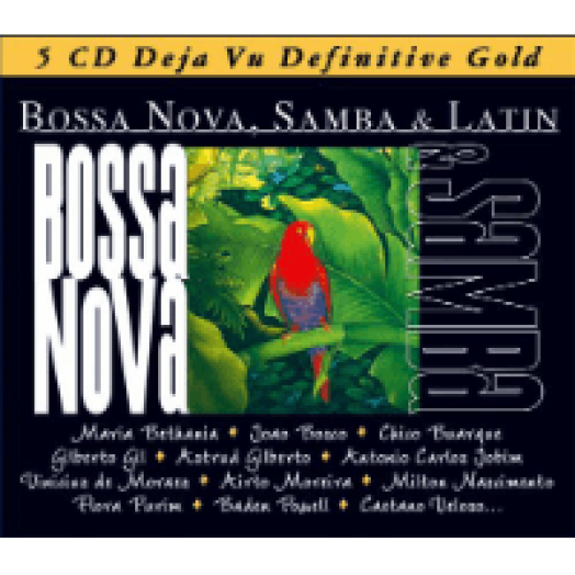 Bossa Nova, Samba & Latin CD