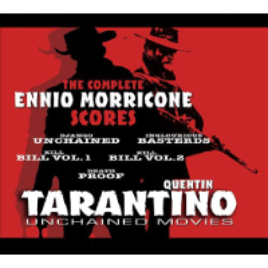 Quentin Tarantino - Unchained Movies CD