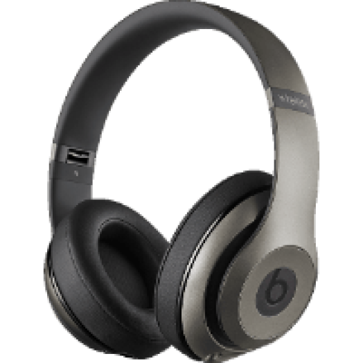 STUDIO WI OVER-EAR bluetooth fejhallgató, titánium