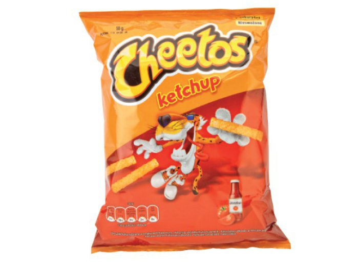 Cheetos snack