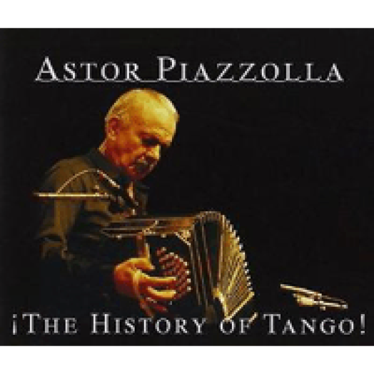 The History of Tango! CD