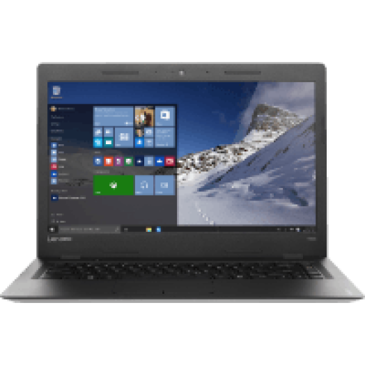 "IdeaPad 100S ezüst notebook (14""/Celeron/4GB/64GB/Windows 10)"