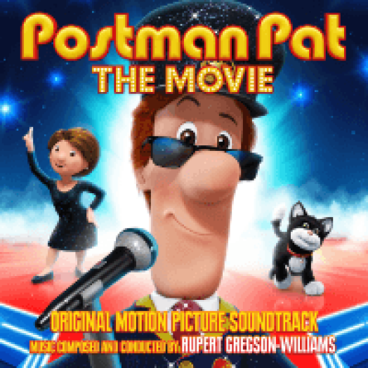 Postman Pat - The Movie (Original Motion Picture Soundtrack) (Postás Pat - A mozifilm) CD
