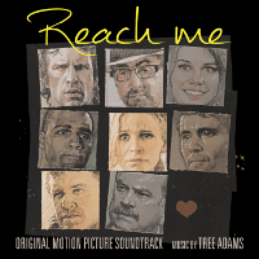 Reach me (Original Motion Picture Soundtrack) (Érj el!) CD