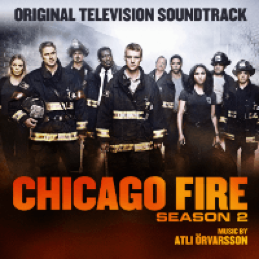 Chicago Fire Season 2 (Original Television Soundtrack) (Lángoló Chicago) CD