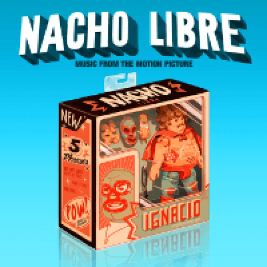 Nacho Libre (Limited Edition) LP