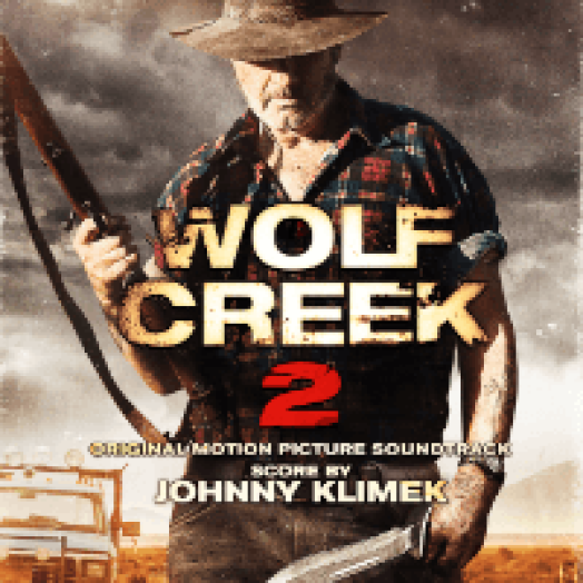 Wolf Creek 2 (Original Motion Picture Soundtrack) CD
