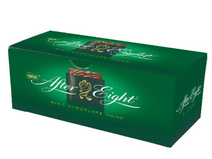 After Eight Classic mentolos desszert