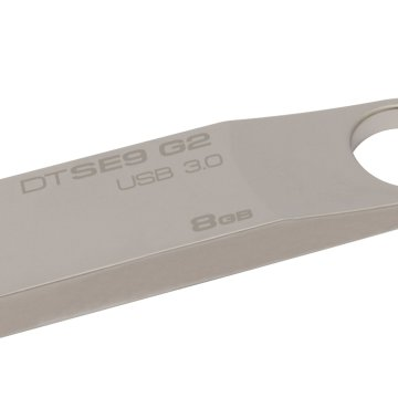 Kingston DataTraveler SE9 G2 8GB PenDrive ezüst USB3.0