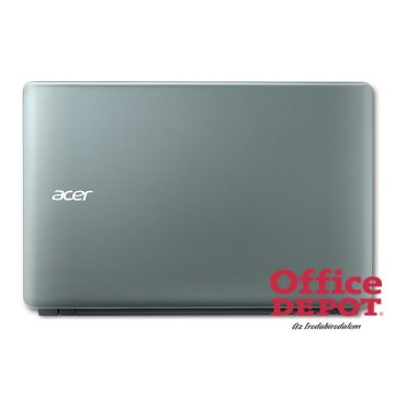 "Acer Aspire E1-572PG-54204G1TMnii 15,6"" touch/Intel Core i5-4200U 1,6GHz/4GB/1000GB/DVD író/fekete notebook"