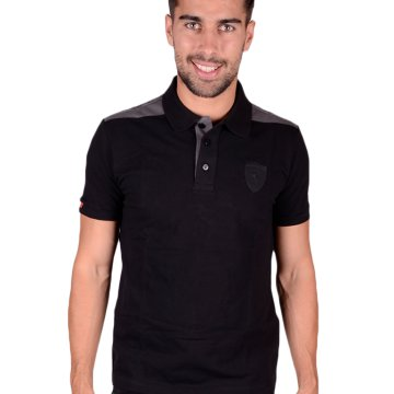 Ferrari Polo black