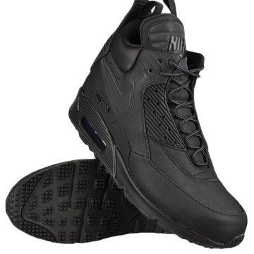 Nike Air Max 90 Sneakerboot Winter Black Black Black | Footshop