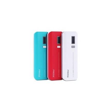 Proda Jane Indicator 10000 mAh powerbank, piros