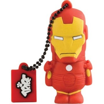 Tribe Marvel pendrive 8GB Iron Man