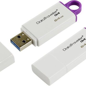 Kingston DataTraveler G4 64GB PenDrive USB3.0