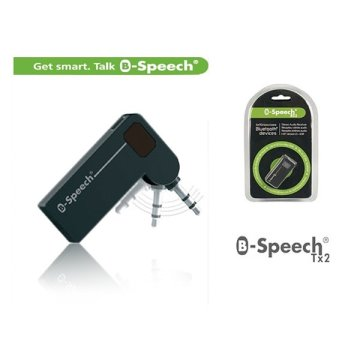 B-Speech TX 2 bluetooth audio adapter