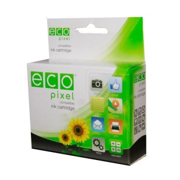 ECO Brother LC1100/LC980 Y