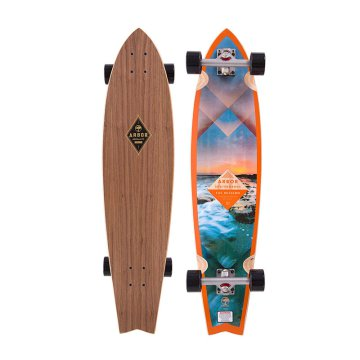 MISSION PC - 37 Longboard
