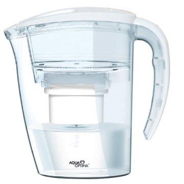 Vízszűrő kancsó teszt