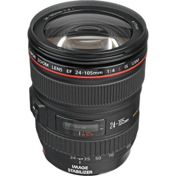 EF 24-105mm f/4.0 L IS USM objektív